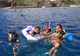 Kerama Islands Full Day Tour Snorkelling