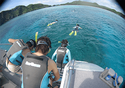 Kerama Islands Half Day Tour Snorkelling