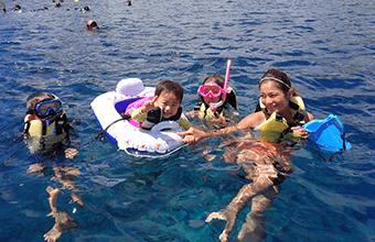 Kids Snorkelling1