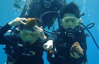 Kids Diving1