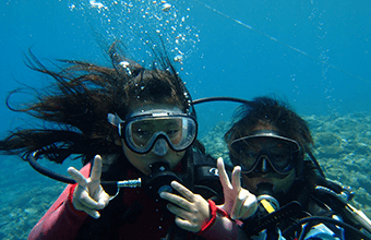 Kids Diving2