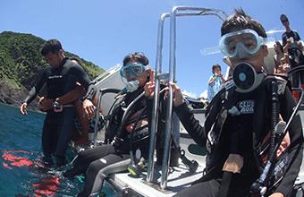 Kids Diving4
